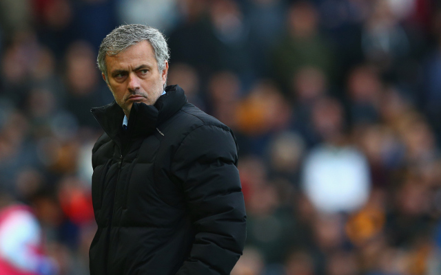Chelsea v Crystal Palace confirmed teams: Jose Mourinho names powerful side as he seeks to secure Premier League title today
