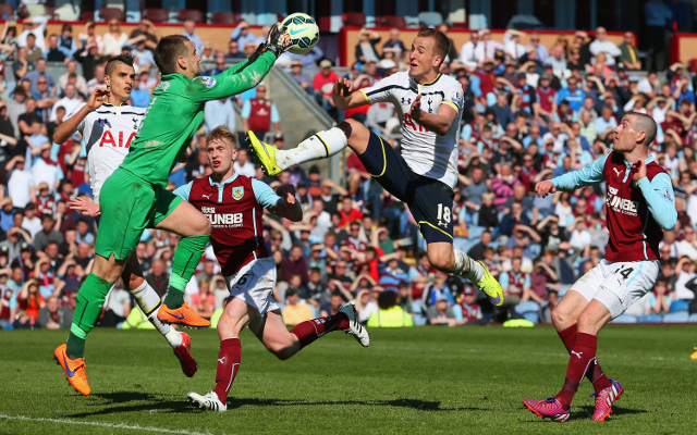 Tottenham player ratings vs. Burnley: Spurs fail to deliver as Kane draws a blank
