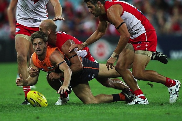 (Video) Sydney Swans  v Greater Western Sydney Giants highlights: Sydney's class steers them to rivalry win over Giants