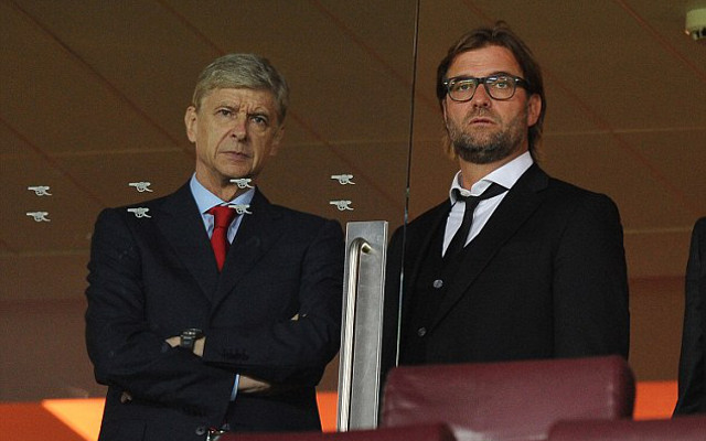 Arsenal rule out move for wantaway Dortmund manager Jurgen Klopp