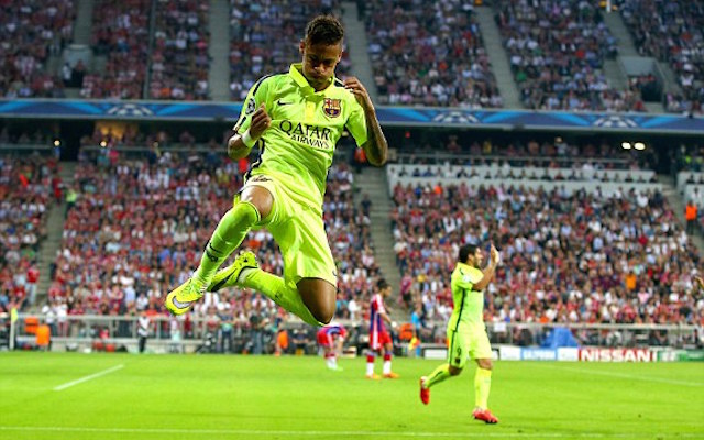 Neymar Man United: Barcelona boss Luis Enrique COY over transfer rumours