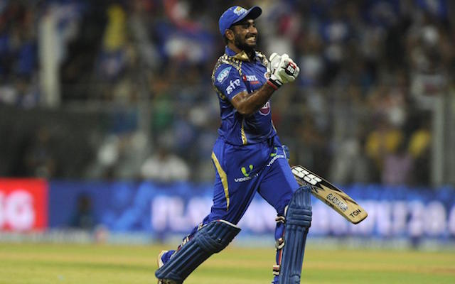 (Video) IPL highlights: Kieron Pollard fires Mumbai Indians to five wicket win over Delhi Daredevils
