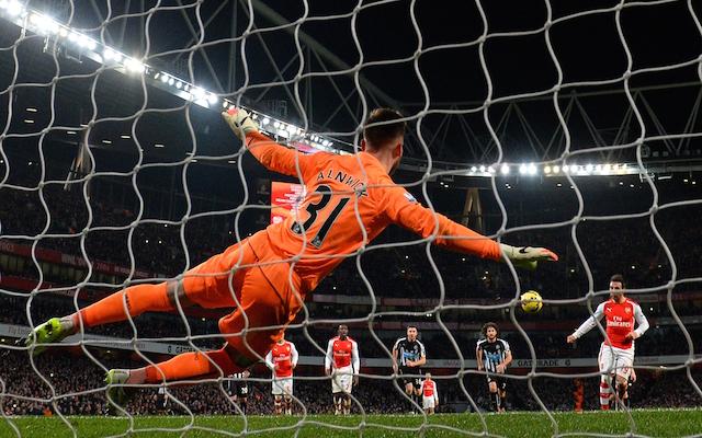 Most penalties scored this season: Arsenal star leads Chelsea POTY & Steven Gerrard