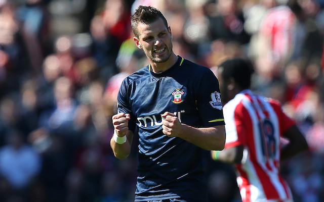Chelsea & Arsenal target Morgan Schneiderlin drops big hint where he'll move this summer
