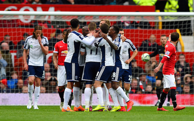 Man United 0-1 West Brom video highlights & match report: Red Devils suffer third straight defeat