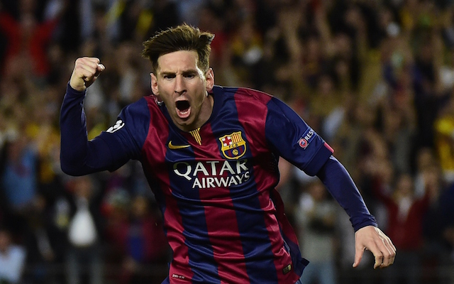 Lionel Messi reveals Barcelona still wants more despite winning title