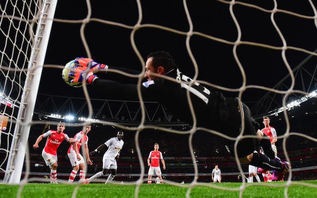 David Ospina, Arsenal
