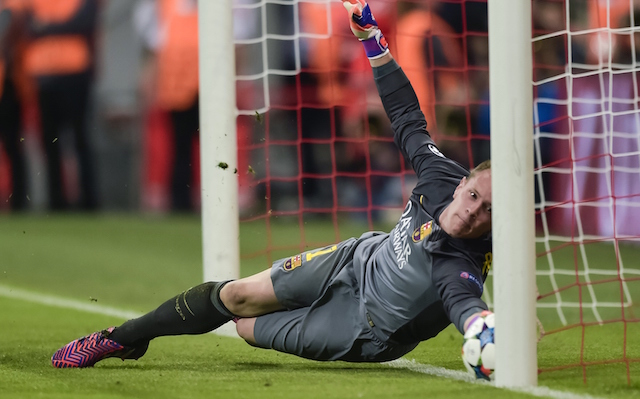 (Video) Goalkeeping masterclass proves Marc-Andre ter Stegen should be Barcelona's first choice starter