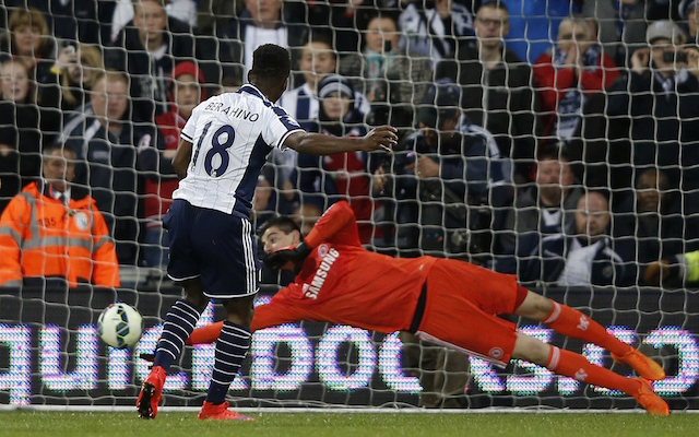 West Brom 3-0 Chelsea video highlights: Fabregas red card main talking point in bad-tempered contest