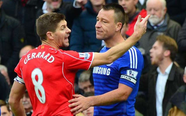 Liverpool legend Steven Gerrard hopes he NEVER plays for Reds again
