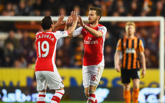 Arsenal hammer Hull City – watch video highlights as Alexis Sanchez steals the show in 3-1 win