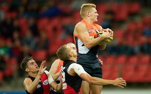 GWS Giants star midfielder Adam Treloar slams media following Collingwood rumours