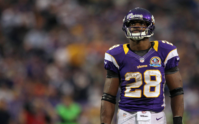 Adrian Peterson: Minnesota Vikings RB wants out, plans to skip all team workouts