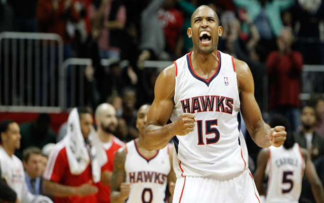 "(Video) NBA Playoff Highlights: Al Horford wins Game 5 for Atlanta Hawks despite great shot from ""The Truth"" Paul Pierce"