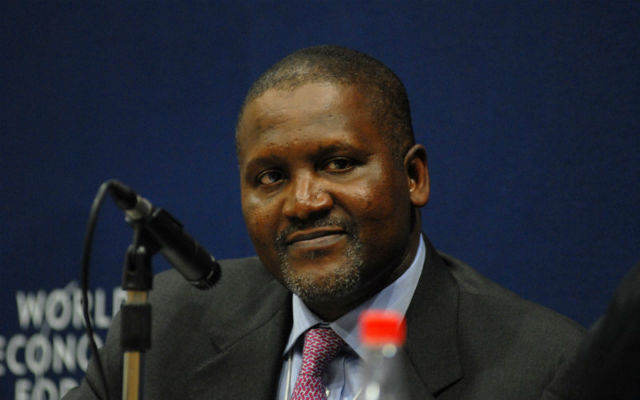Africa's richest man Aliko Dangote wants to buy Arsenal and sack Arsene Wenger