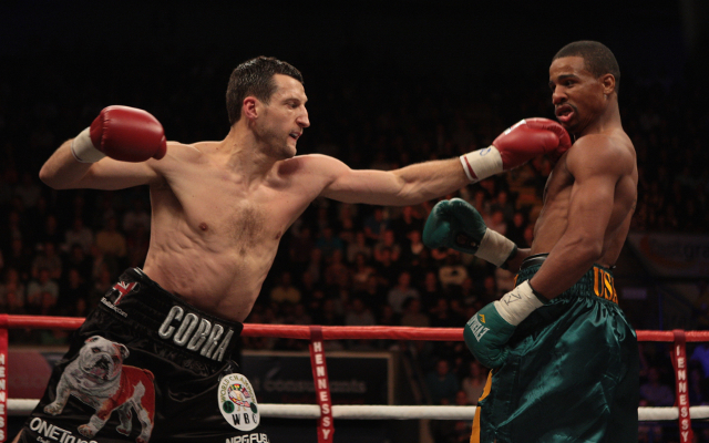 Boxing: Andre Dirrell profile ahead of James DeGale title clash