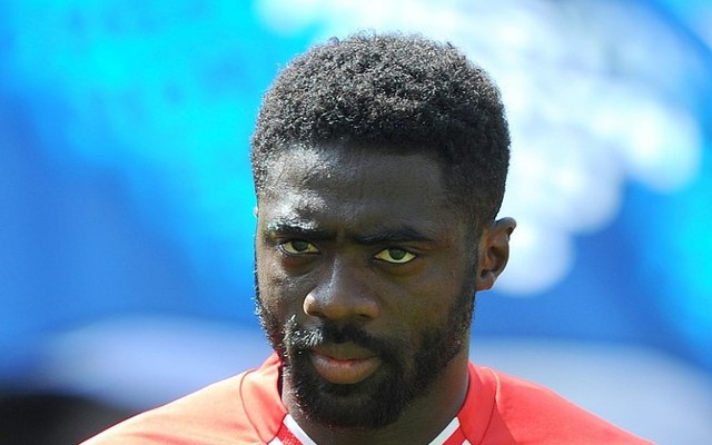 Video: Dancing Arsenal players sing Kolo Toure remix at messy FA Cup party