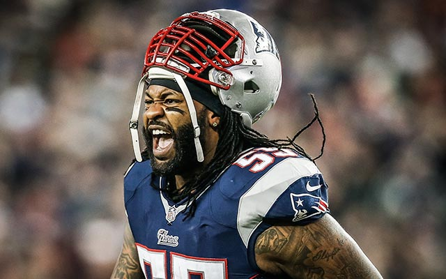 Former New England Patriots LB Brandon Spikes cited for leaving accident scene
