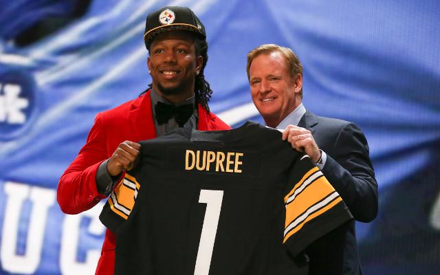 Bud Dupree Pittsburgh Steelers