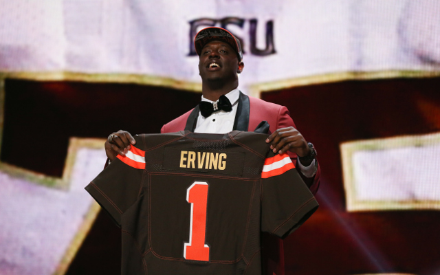 Cameron Erving Browns