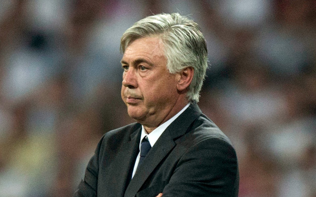 Recently sacked Carlo Ancelotti officially offered Liverpool manager job
