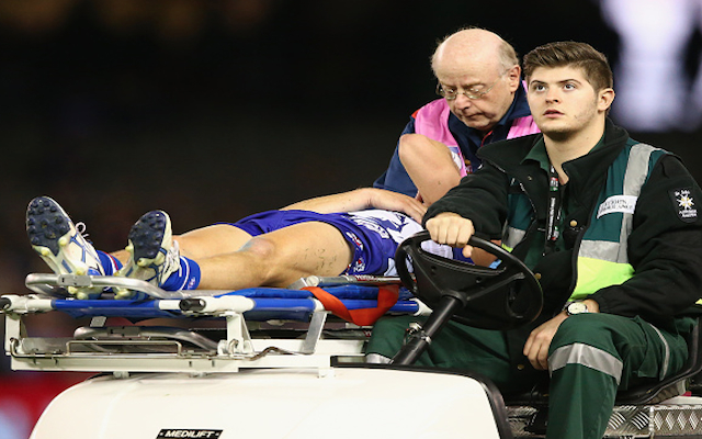 Clay Smith: Western Bulldogs midfielder to undergo third knee reconstruction following horror injury
