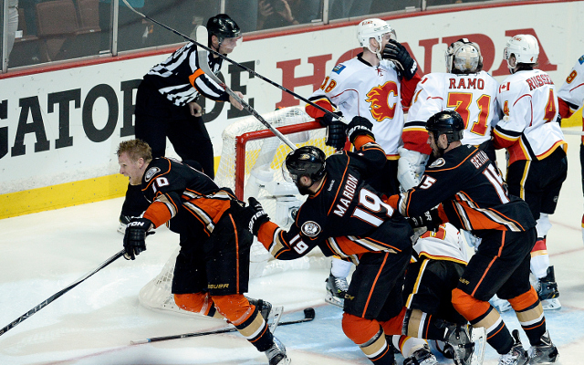 (Video) NHL Playoffs 2015: Anaheim Ducks advance to Western Conference Finals with OT win over Calgary Flames