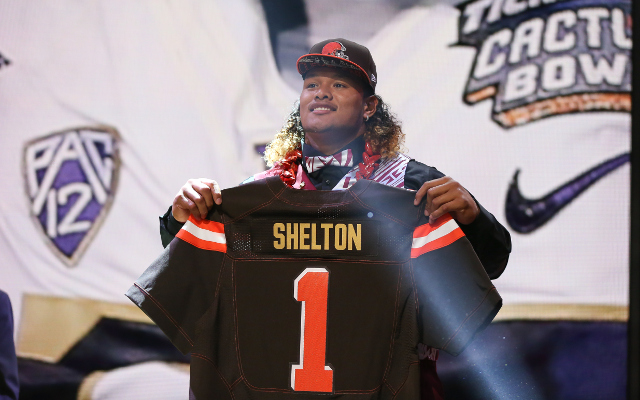 Danny Shelton Cleveland Browns