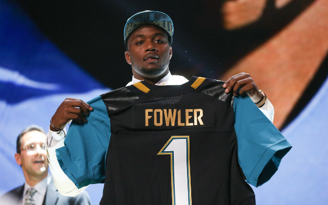 Jacksonville Jaguars rookie OLB Dante Fowler to miss 2015 season with torn ACL