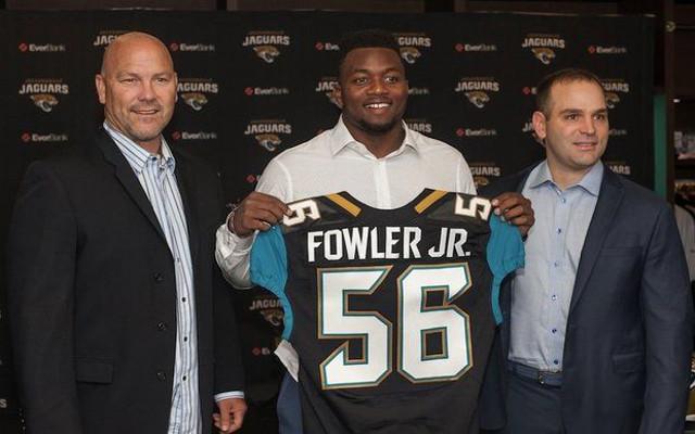 (Tweets) NFL news: Top 5 overall picks Brandon Scherff and Dante Fowler Jr. both sign