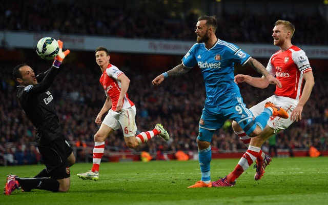 Arsenal player ratings vs Sunderland: David Ospina bails out poor Gunners
