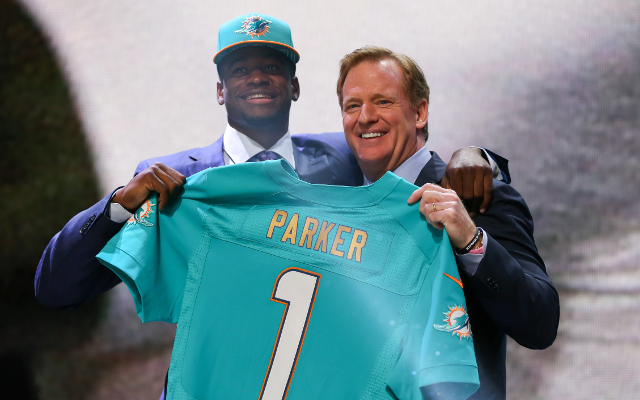 Miami Dolphins rookie WR DeVante Parker to have foot surgery