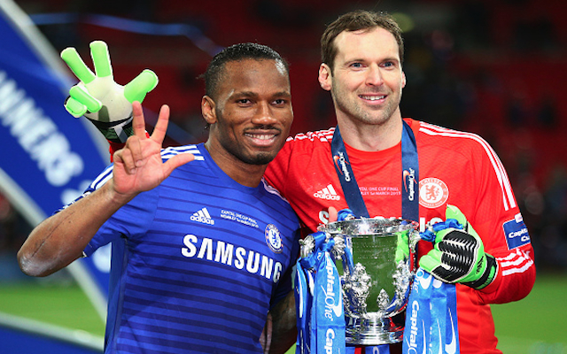 Didier Drogba dismisses Chelsea's title chances & tips Arsenal for glory because of one man (video)