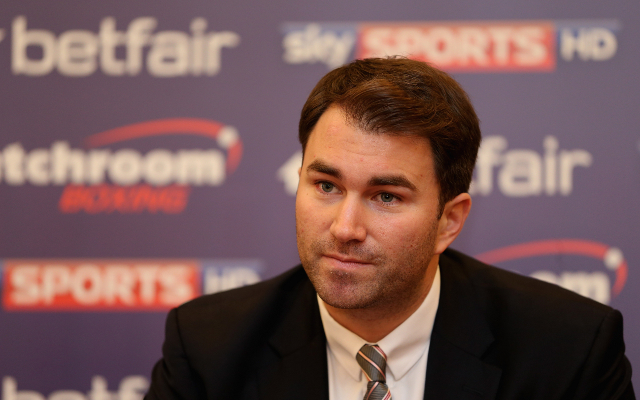 (Video) Boxing news: Eddie Hearn rants as frustration grows over Amir Khan fight