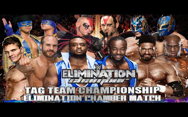 Elimination Chamber Tag team