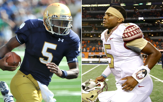 Everett Golson transfer news: Former Notre Dame QB chooses Florida State