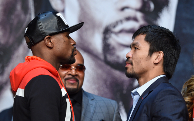 Boxing news: Manny Pacquiao rips Floyd Mayweather by insisting 'one who ran is the coward'