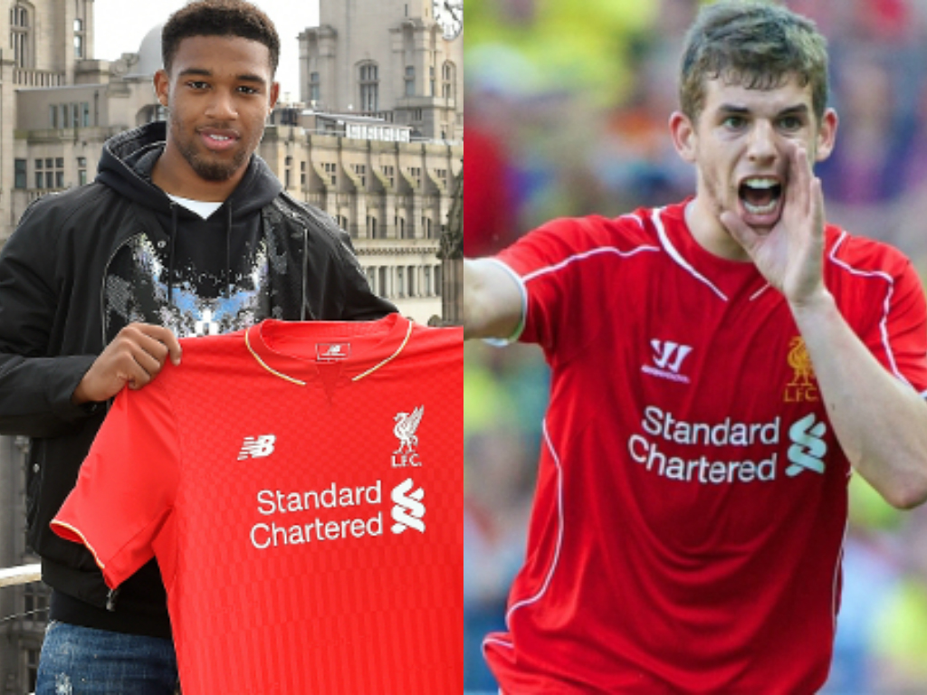 Liverpool sign contracts with Jordon Ibe and Jon Flanagan