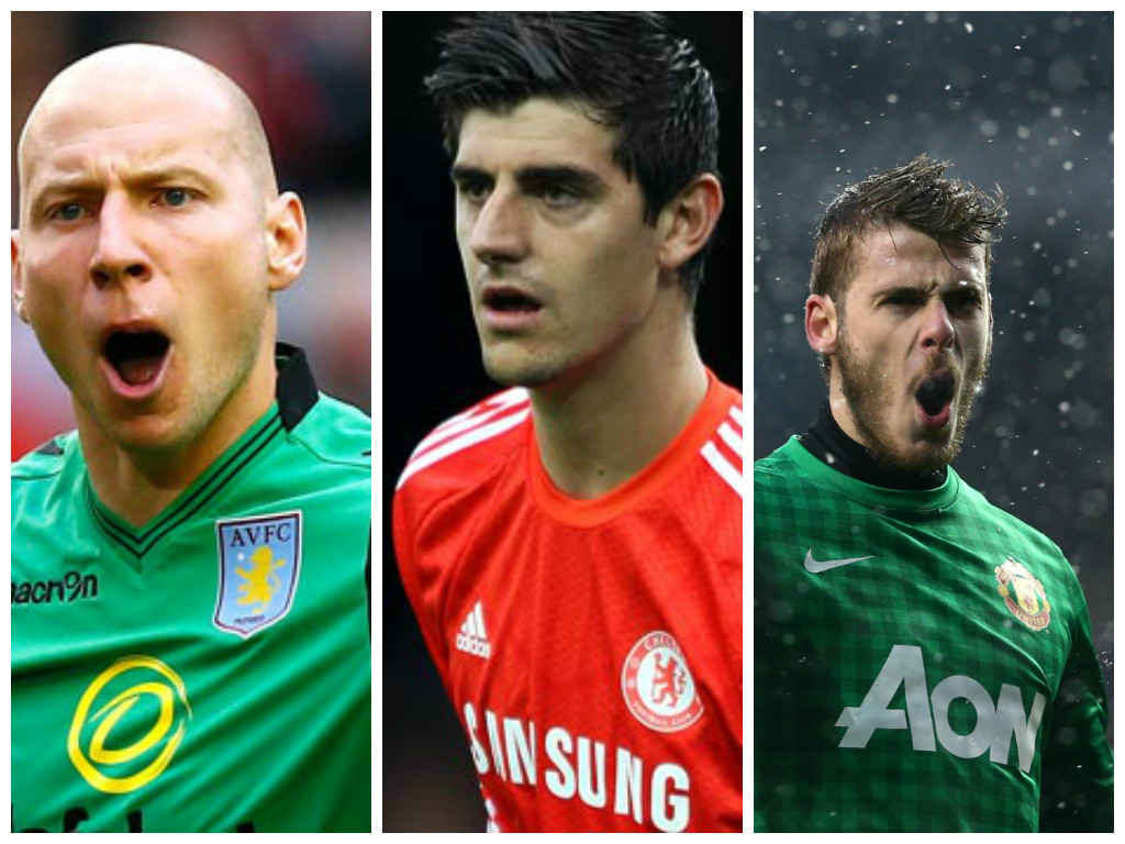 The 10 best Premier League goalkeepers this season: De Gea shuts out Chelsea stopper