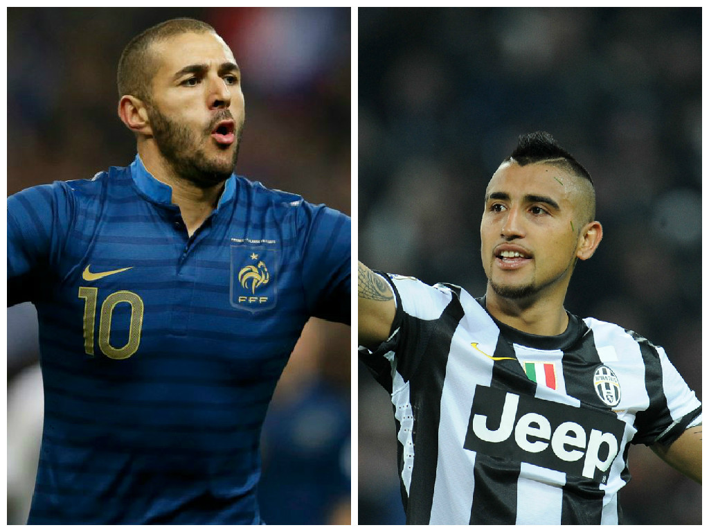 Arsenal dream transfer XI: Benzema and Vidal could bring title home for Gunners