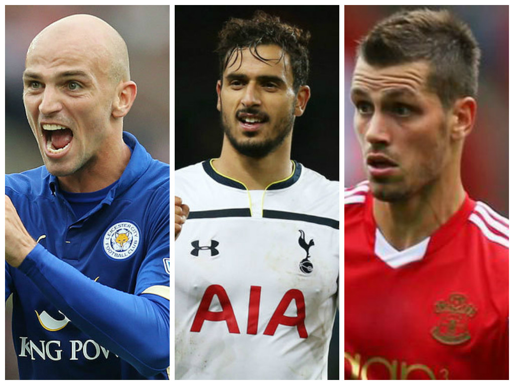 Ranking the 20 best Premier League midfielders in 2014/15: Chelsea stars flood top 10