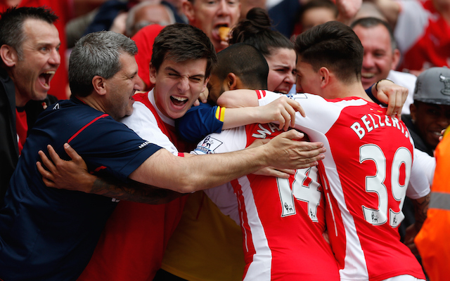 Arsenal fixtures 2015-16: London derby to start, Chelsea, Liverpool & Stoke AWAY in January