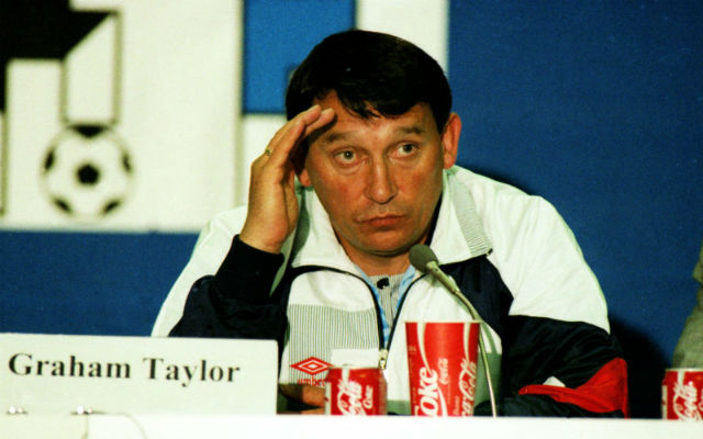 Book claims Graham Taylor was told by FA not to pick too many black players for England