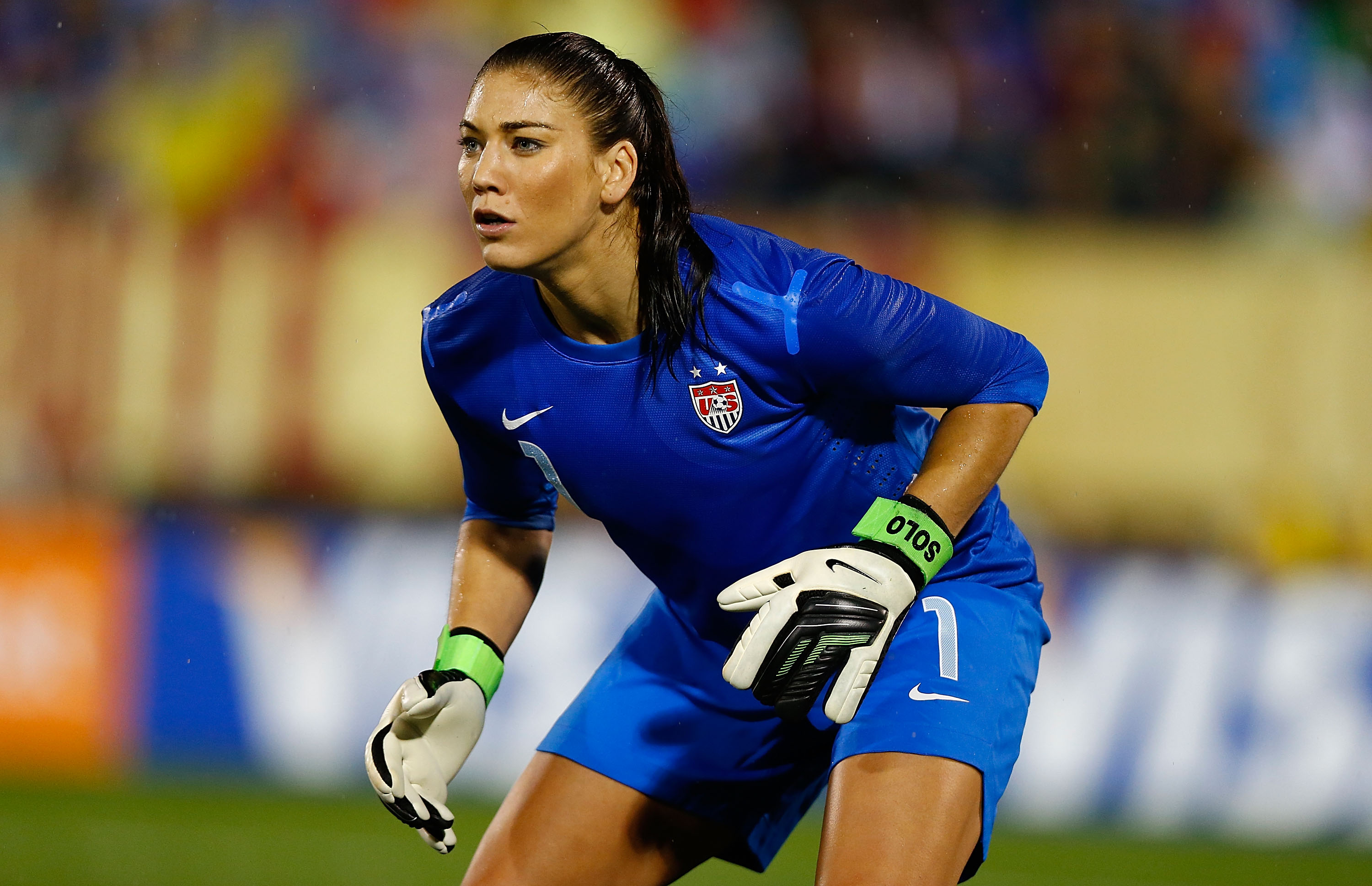 Hope Solo ready to start anew for World Cup
