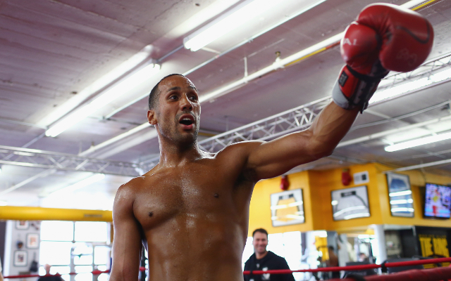 (Video) Boxing result: James DeGale beats Andre Dirrell and is crowned IBF champion