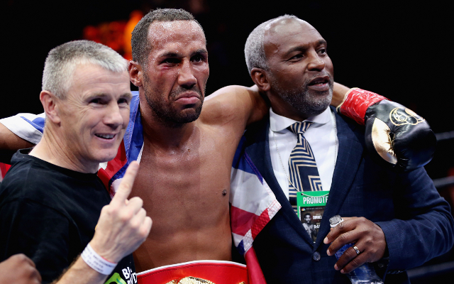 (Video) James DeGale reacts to becoming IBF super-middleweight champion