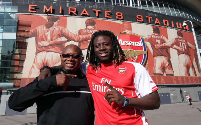 (Video) Longtime Arsenal fan and new Miami Dolphins RB Jay Ajayi visits Emirates Stadium for the first time