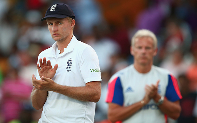 Joe Root credits sacked England coach Peter Moores after being named cricketer of the year