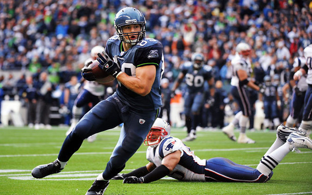 NFL news: Former Seahawks TE John Carlson announces retirement