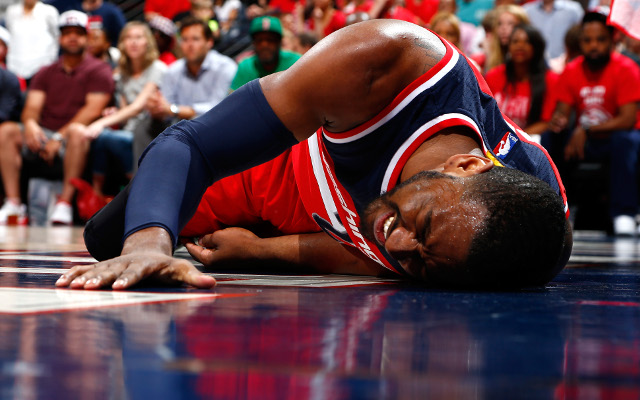 NBA rumors: John Wall clashed with Washington Wizards over wrist injury